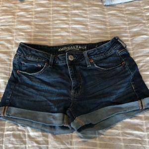 American Eagle Womens Jean Shorts